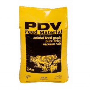 PDV Salt Animal Grade 25kg