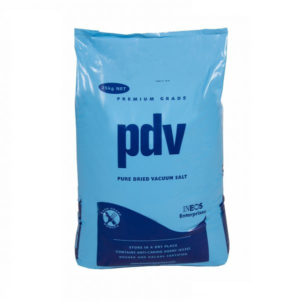 Pure Dried Vacuum Salt 25kg