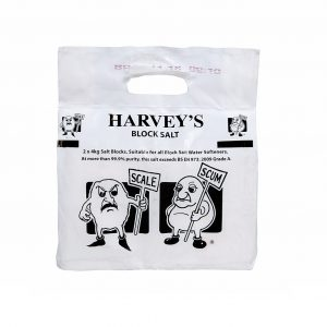 Harveys Block Salt 8KG 2x4KG