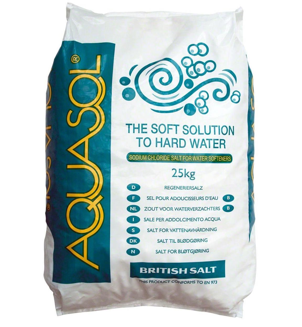 Aquasol Salt Tablets 25kg Darlies
