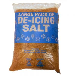 Brown Deicer Rock Salt 25kg