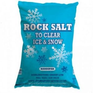 Brown Deicing Rock Salt 20kg
