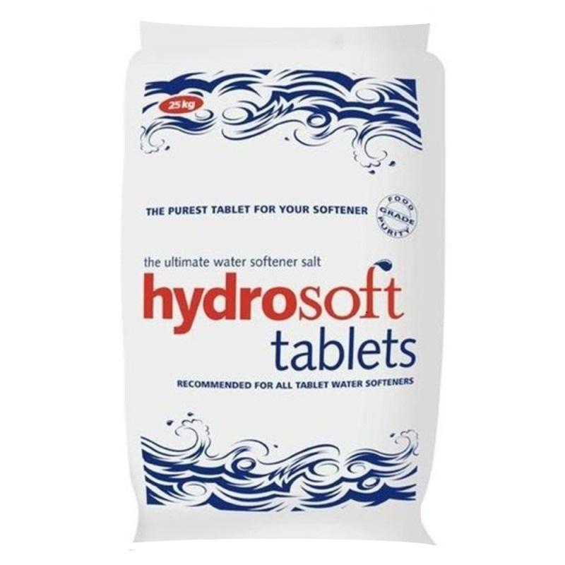 Hydrosoft Salt Tablets 25kg Water Softener Salt From 163 6