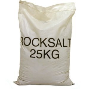 Clearance Brown Rock Salt